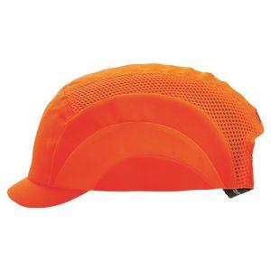 PRO CHOICE BCFOMP BUMP CAP - MICRO PEAK FLURO ORANGE