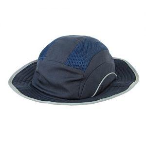 PRO CHOICE BCWBN AIR BUMP WIDE BRIM BUMP CAP