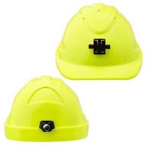 PRO CHOICE HHV9RLB V9 HARD HAT VENTED + LAMP BRACKET RATCHET HARNESS